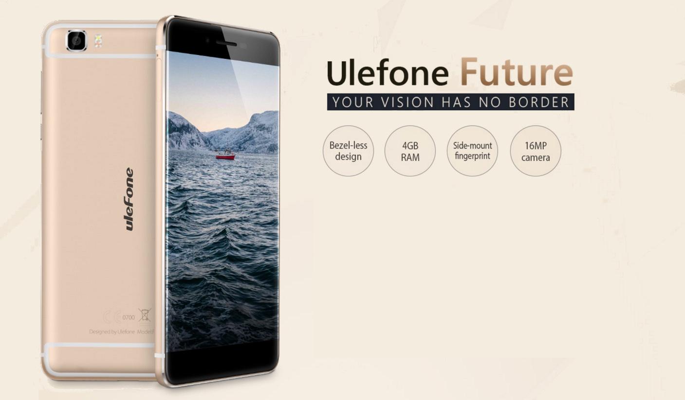 ulefone future le smartphone sans bord pr vente tinynews. Black Bedroom Furniture Sets. Home Design Ideas