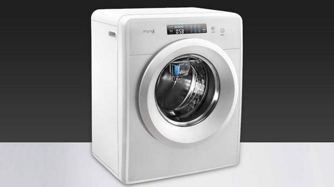 xiaomi lance sa machine laver connect e tinynews. Black Bedroom Furniture Sets. Home Design Ideas