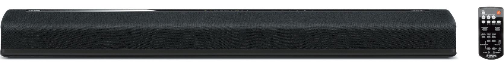 yamaha yas 306 une barre de son compacte 7 1 avec 6 haut parleurs tinynews. Black Bedroom Furniture Sets. Home Design Ideas