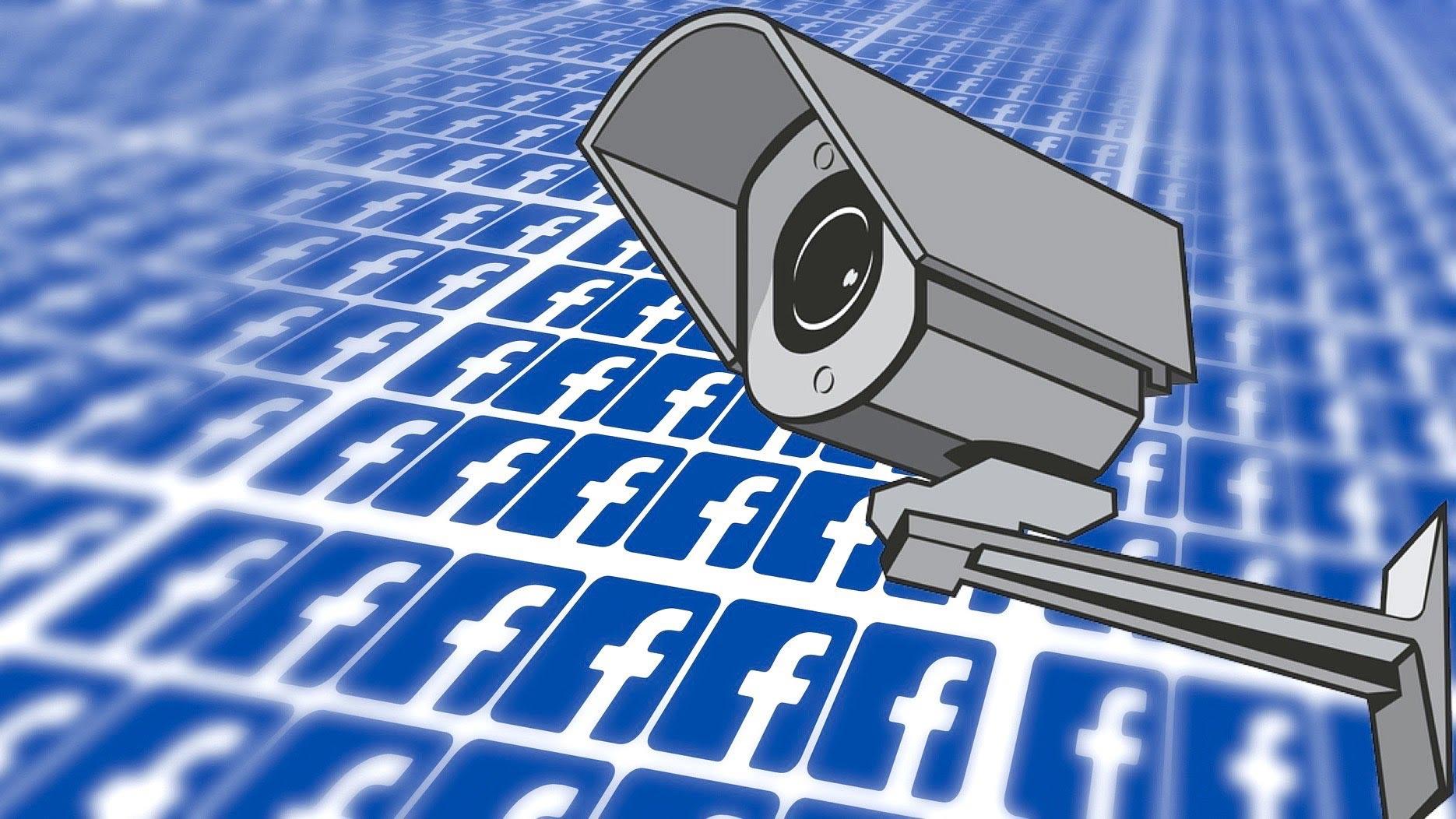 Facebook qui espionne les gens