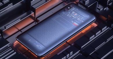Le Xiaomi Mi8 Pro «transparent» est disponible dans sa version 8Go/128Go au prix flash de 469€ au départ d'un entrepôt EU