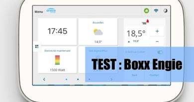 TEST : Notre avis sur la Boxx d'Engie, une bonne alternative de thermostat connecté ?