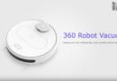 Le robot aspirateur 360 S6 est disponible au prix de 292€ grâce à notre code promo (au départ d'un entrepôt EU)