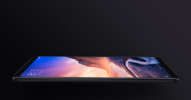 Xiaomi Mi Max 3 (4Go/64Go): Un écran incroyablement grand et une batterie hors norme en vente flash pour 230€